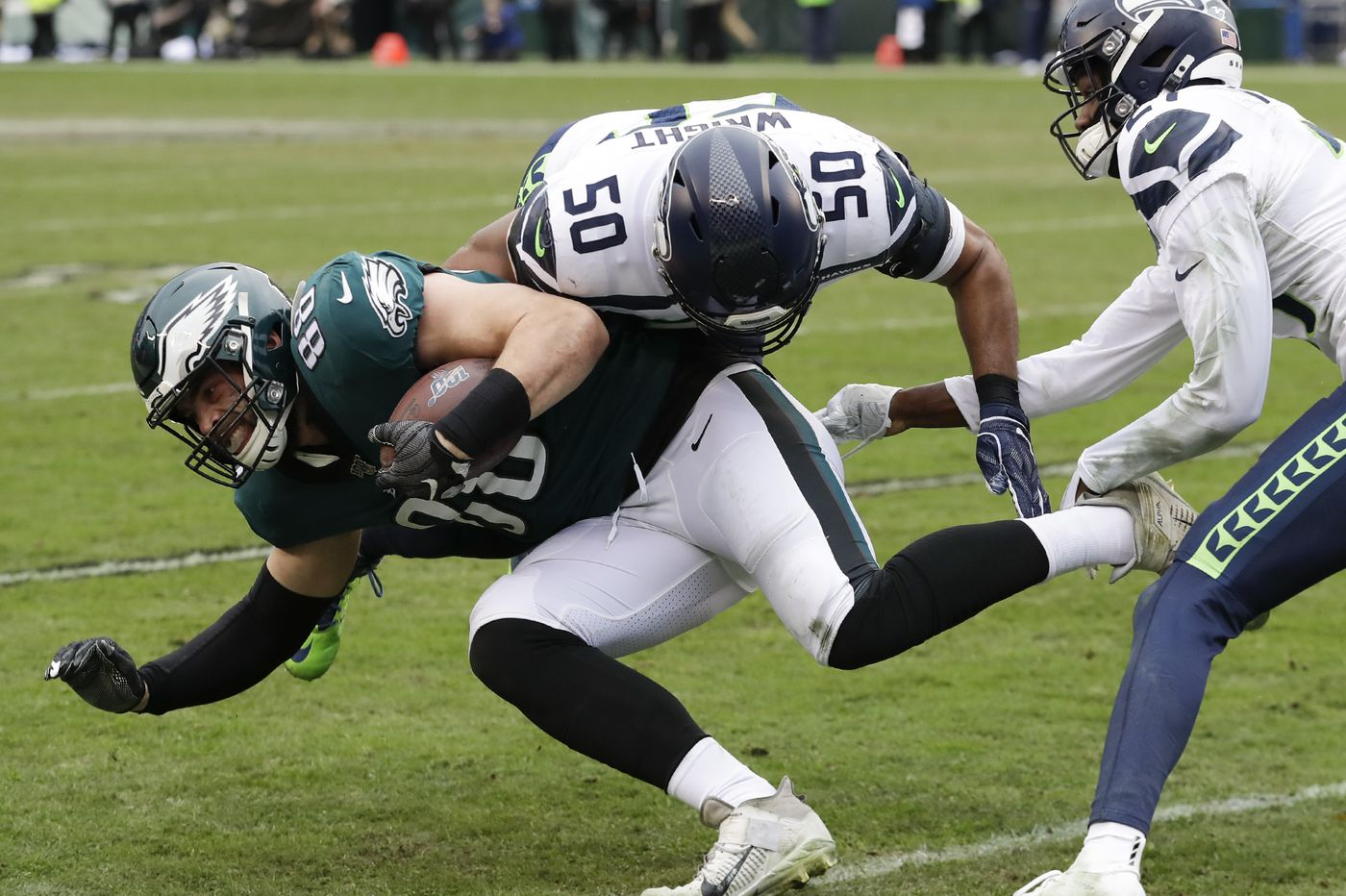 Doug Pederson responds to Seahawks linebacker K.J. Wright calling Eagles offense predictable