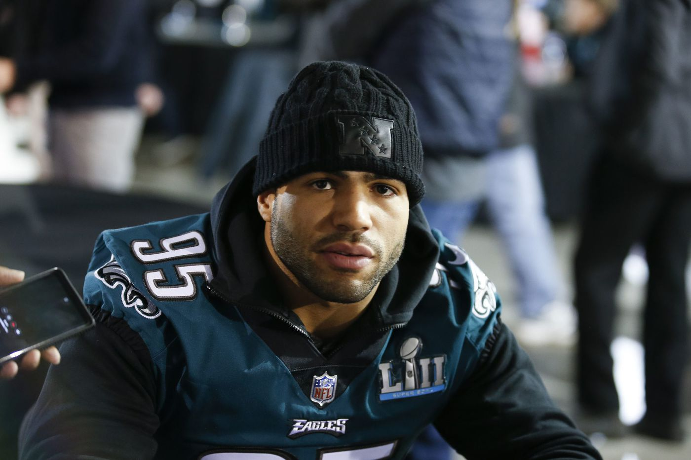 Ex-Eagle Mychal Kendricks signs with Seahawks following guilty plea for insider trading