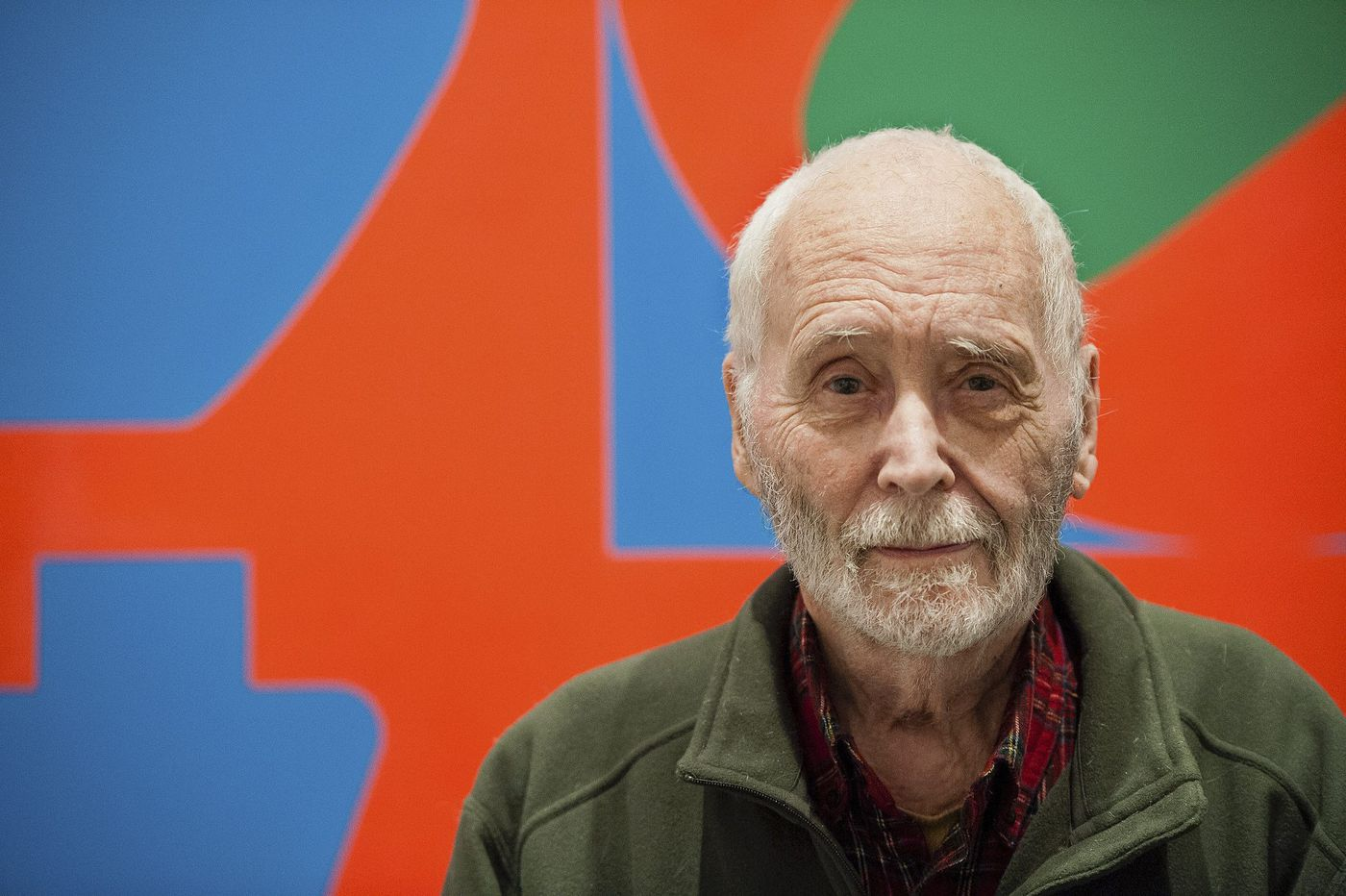 LOVE sculpture artist Robert Indiana's cause of death 'undetermined'