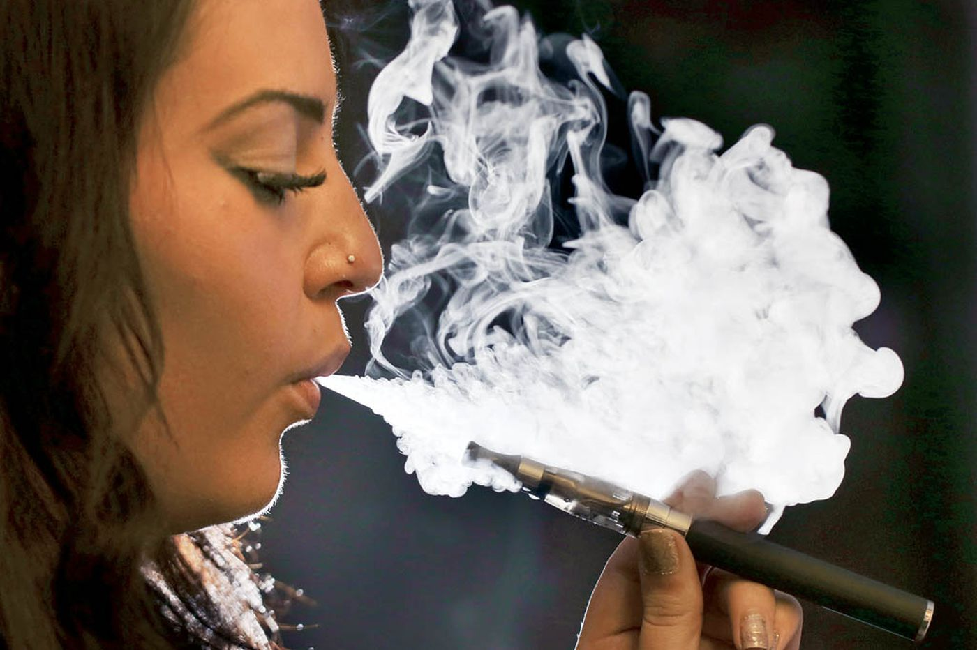 More than half of e-cig users want to quit, Rutgers study finds