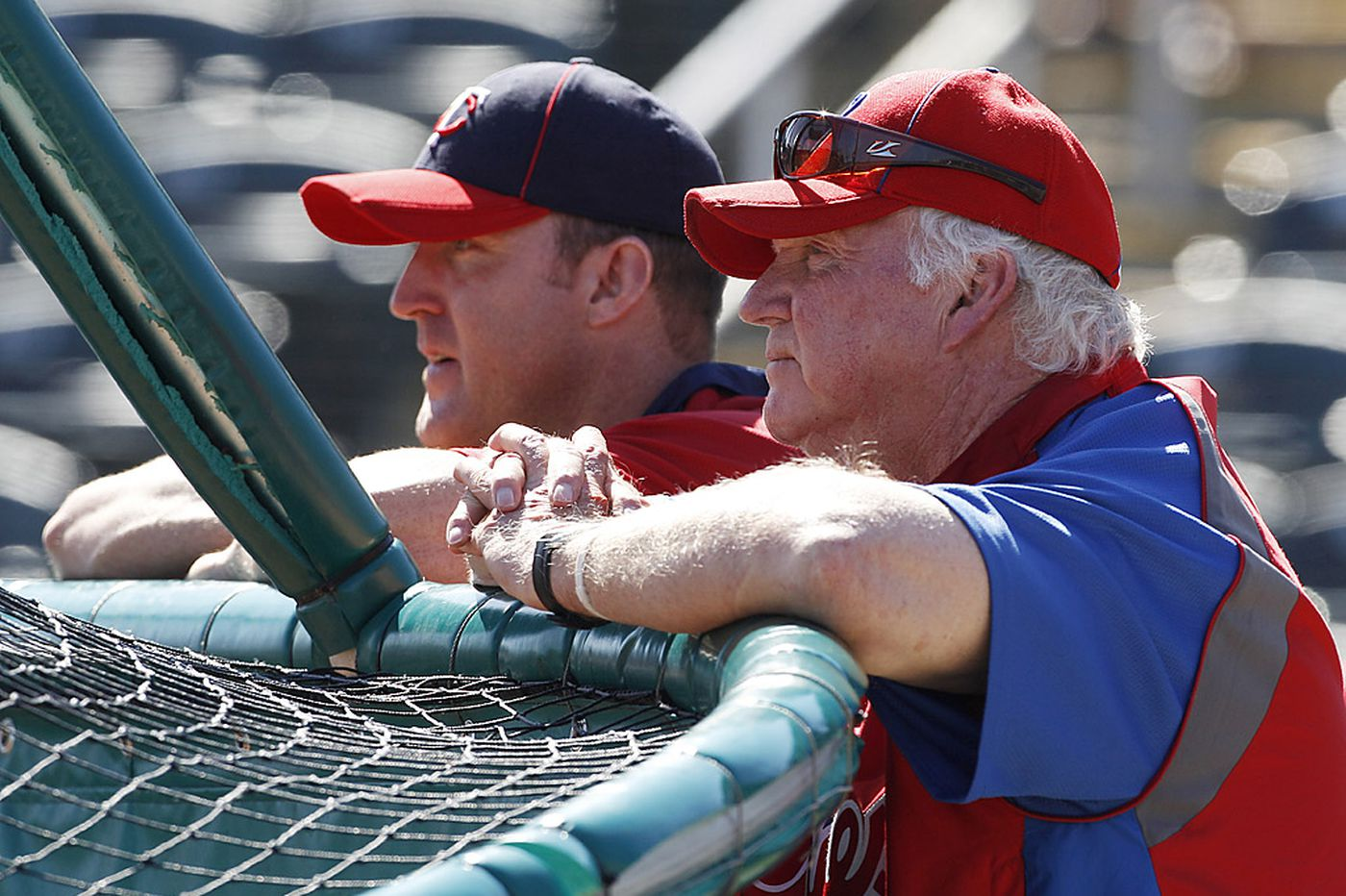 Former Phillies manager Charlie Manuel to serve as Jim Thome's bench coach at annual Futures Game