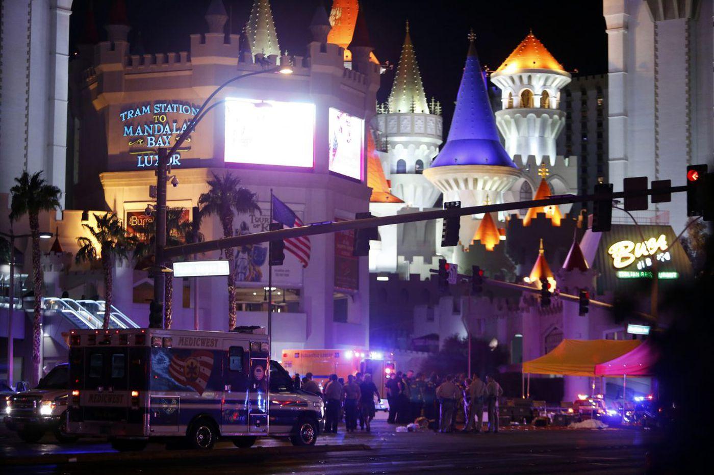 Shippensburg wrestling coach killed in Las Vegas shooting, police say