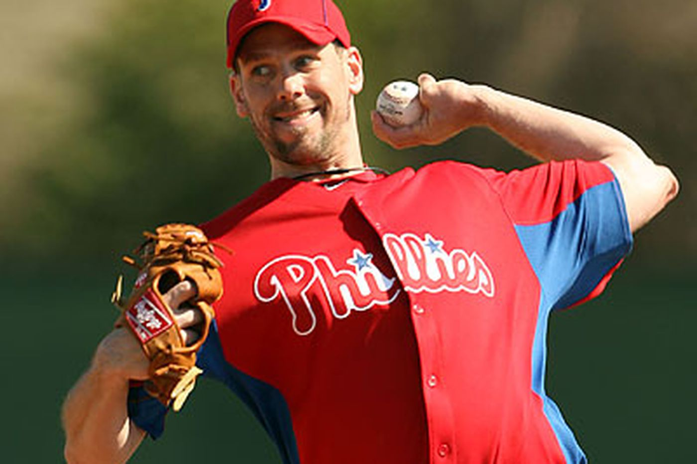 Phillies' Cliff Lee puts faith in simple training routine