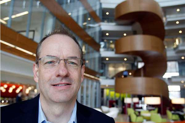 Glaxo boss says region could see more staffing