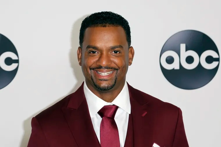 """FILE - In this Aug. 7, 2018 file photo, Alfonso Ribeiro arrives at the Disney/ABC 2018 Television Critics Association Summer Press Tour in Beverly Hills, Calif. Ribeiro is suing creators of Fortnite and NBA 2K for using his famous dance as Carlton from """"The Fresh Prince of Bel-Air"""" on the popular video games. In separate lawsuits filed Monday in federal court in Los Angeles, Ribeiro alleges that Fortnite-maker Epic Games and 2K Sports-creator Take-Two Interactive used his dance dubbed """"The Carlton Dance"""" without permission or giving him credit."""