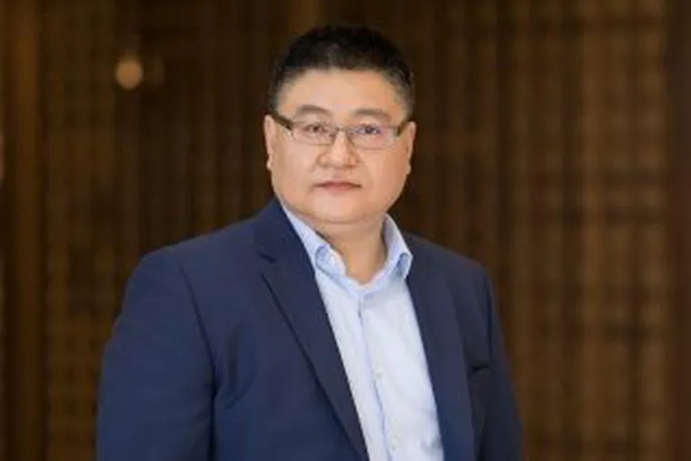 Benjamin Chow, managing partner at Canyon Bridge Capital Partners.