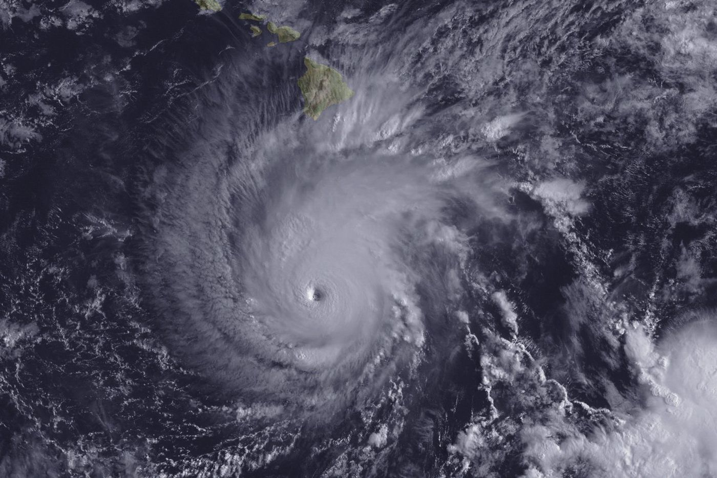 Lane threatens Hawaii, but Atlantic hurricane season stays quiet. The two are related