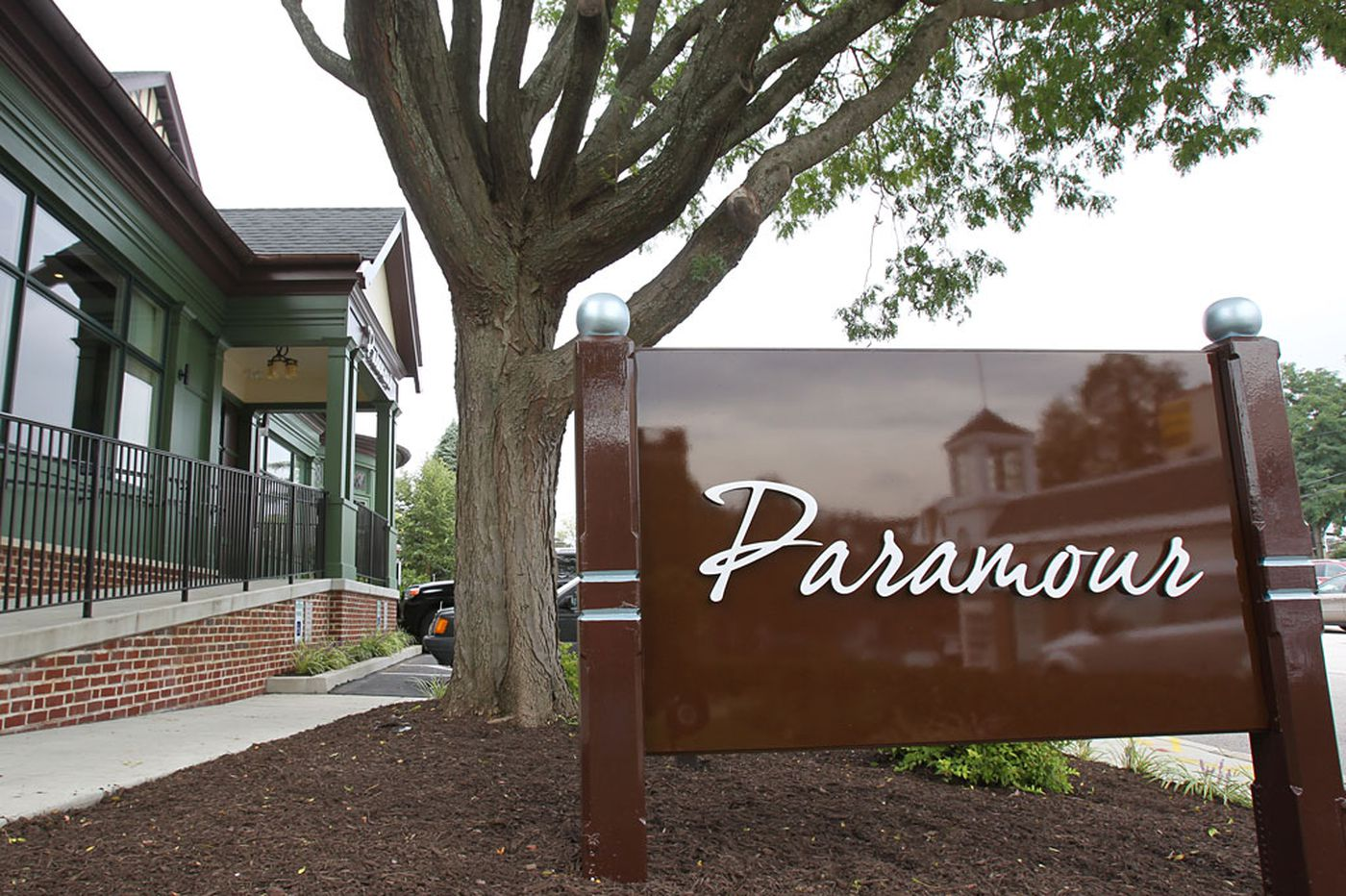 Paramour at Wayne Hotel giving way to Rosalie, an Italian concept from Marty Grims