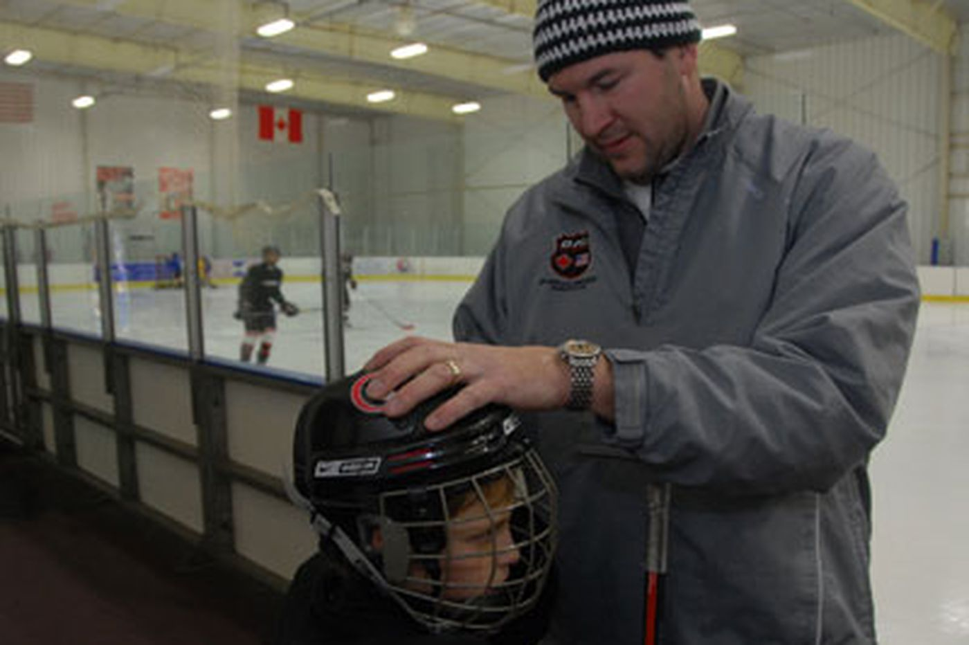 Promoting concussion awareness in youth hockey