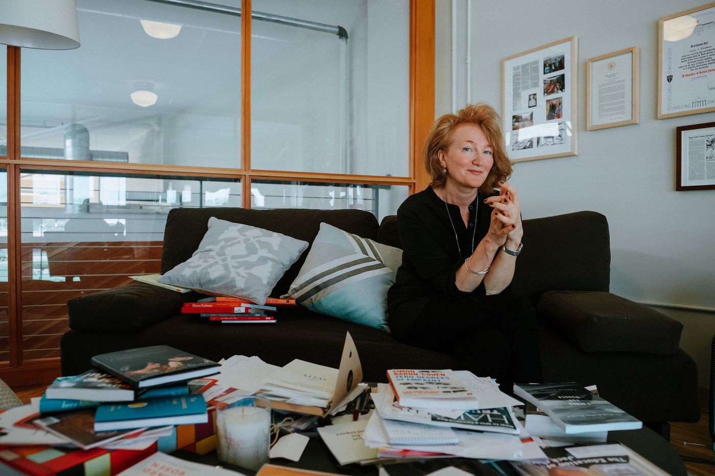 Krista Tippett transcends matters of faith and religion