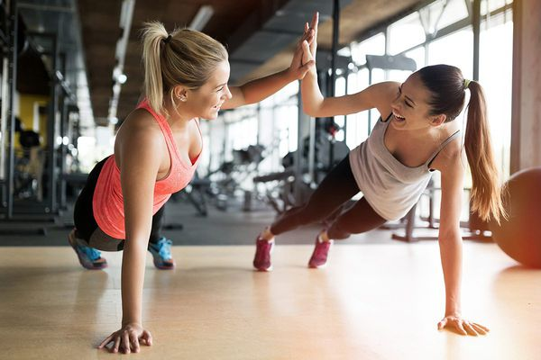 How to find your perfect workout partner