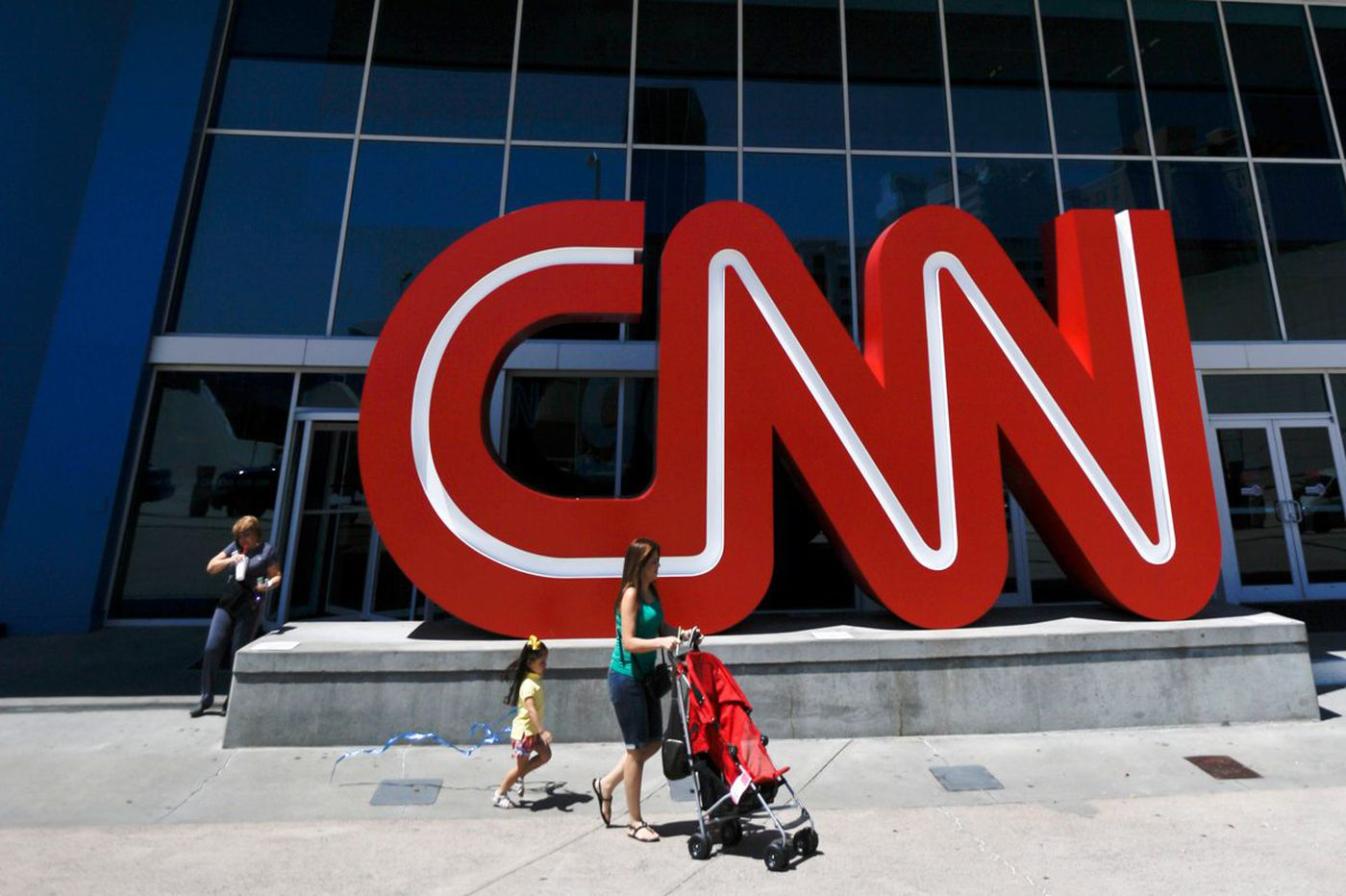 Mich. man accused of threatening to attack CNN identified with Hitler, former classmate says