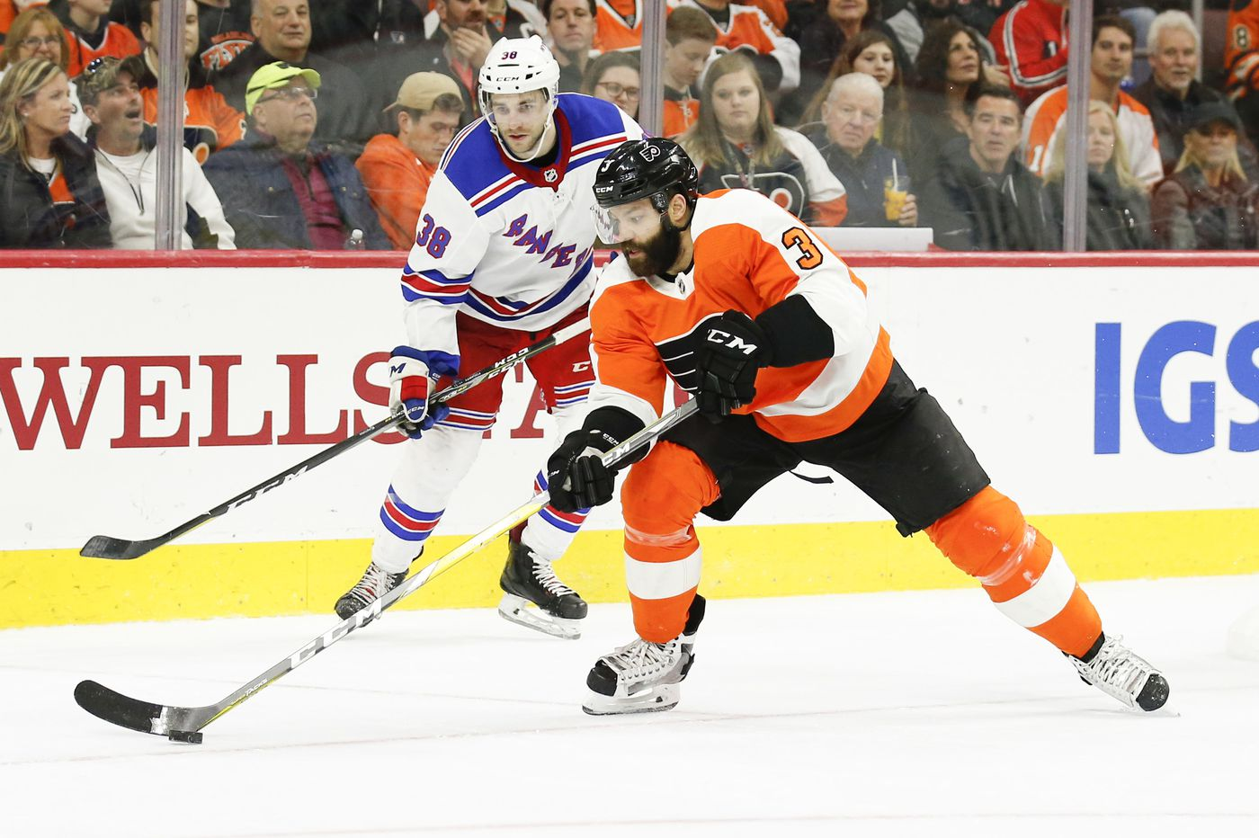 the best attitude f4843 777ab Radko Gudas' grandfather will get to see his grandson play ...