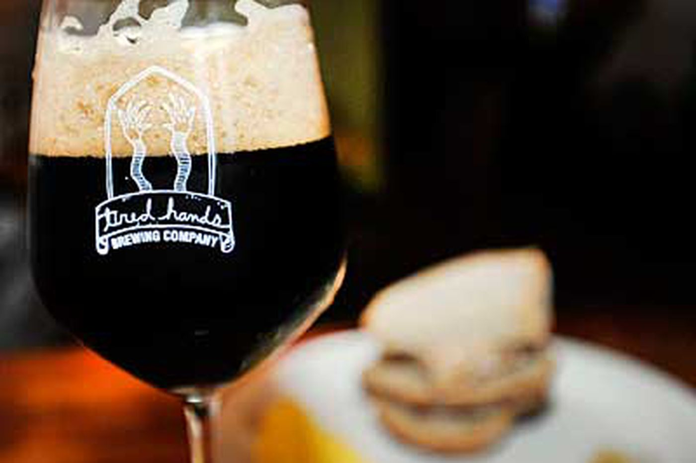 Drink: Artisnale from Tired Hands