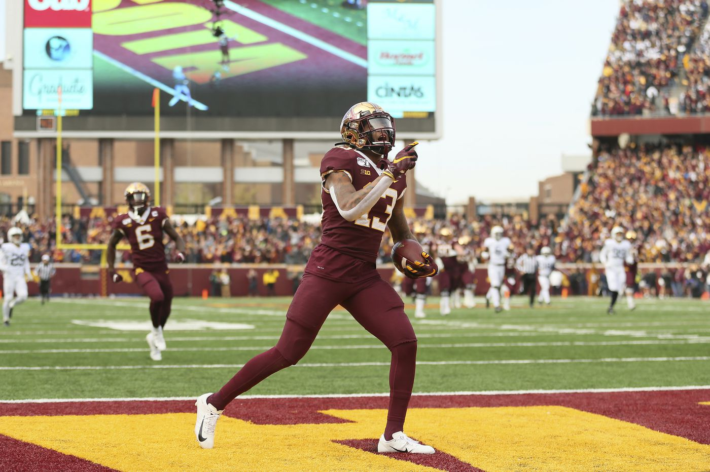Sports chatter: University of Minnesota won't use Minneapolis Police Department for football games, large events after George Floyd's death