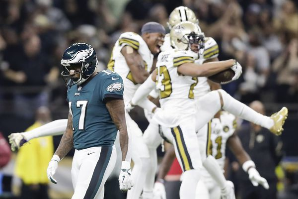 Eagles' season buried in the Big Easy following loss to Saints | Marcus Hayes