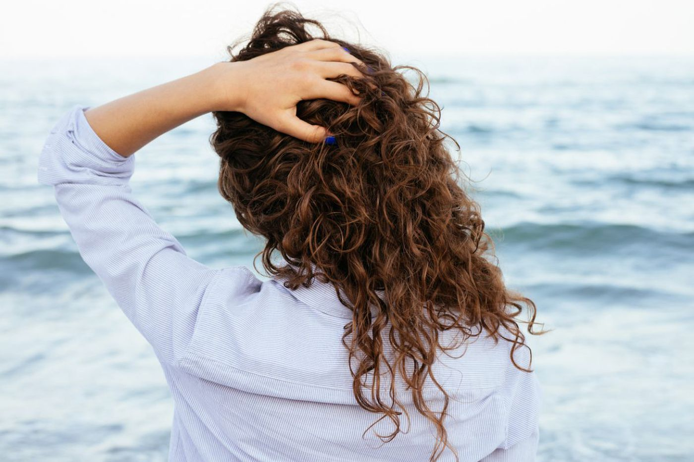 Finally accepting myself for who I am, haglike curls and all | Lisa Scottoline
