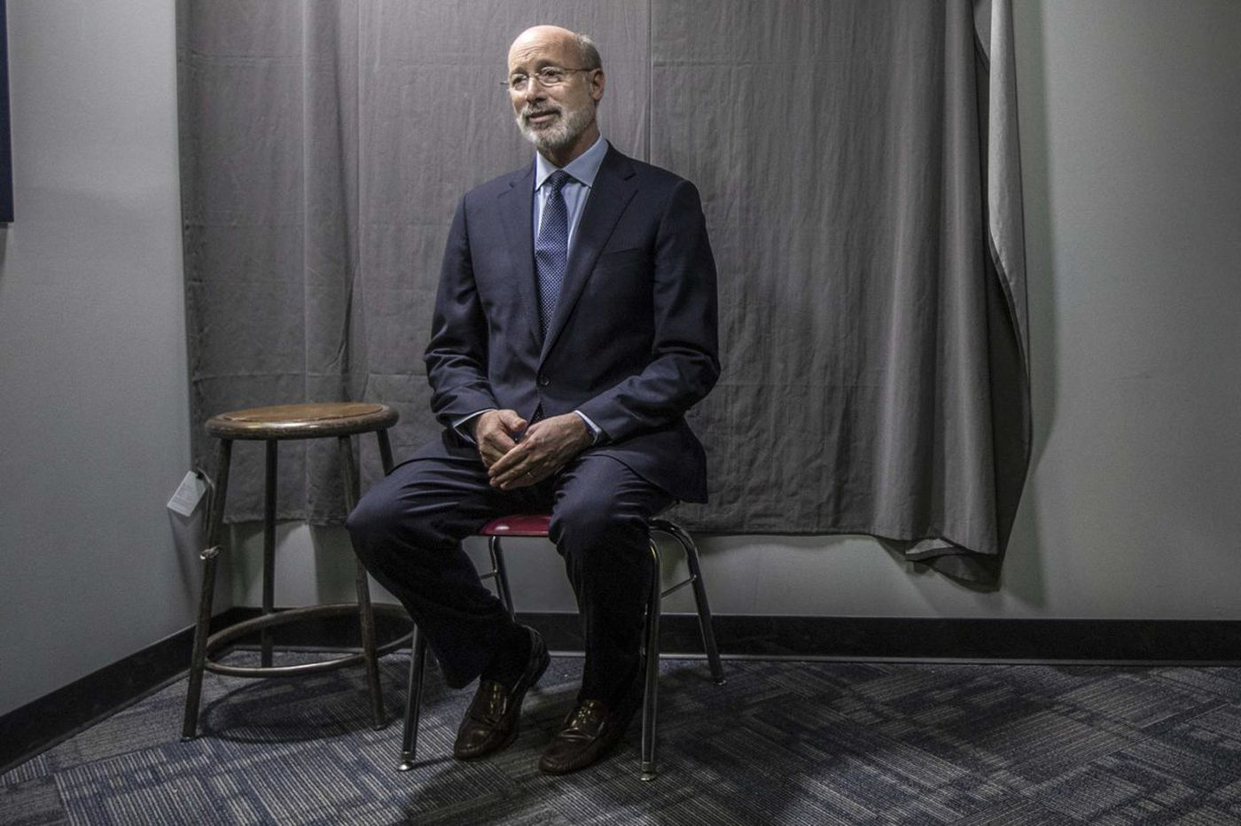 Gov. Wolf calls for ban on taxpayer-funded settlements in harassment cases