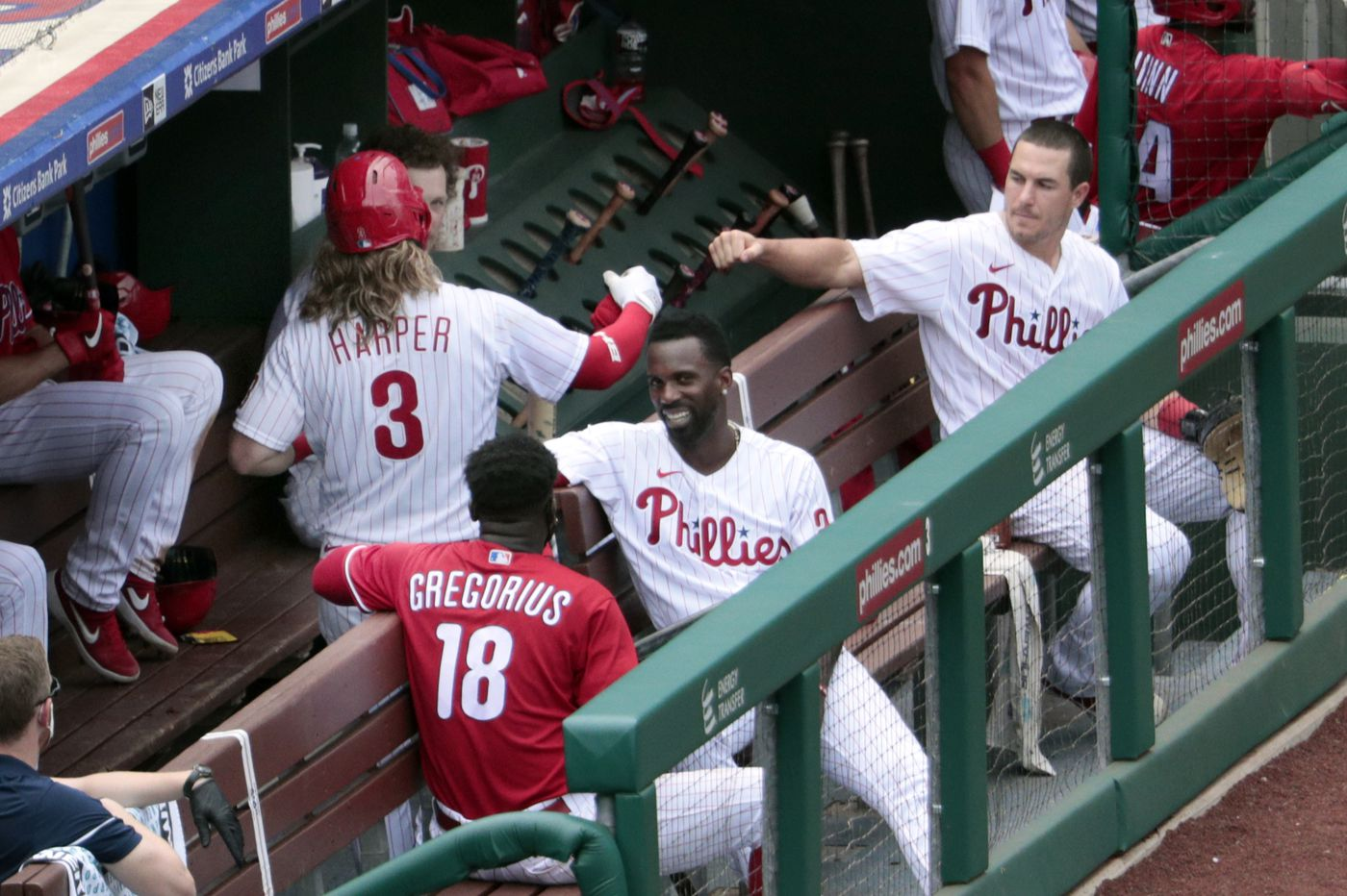 A look at the Phillies' projected opening day roster ahead of 2020 MLB season restart