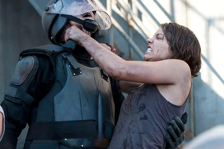 Lauren Cohan (The Walking Dead, Chuck): Born in Philadelphia but raised in Cherry Hill and later the United Kingdom, Lauren Cohan is most well-known for her role as Maggie Greene on AMC's The Walking Dead and Rose on the CW's The Vampire Diaries.