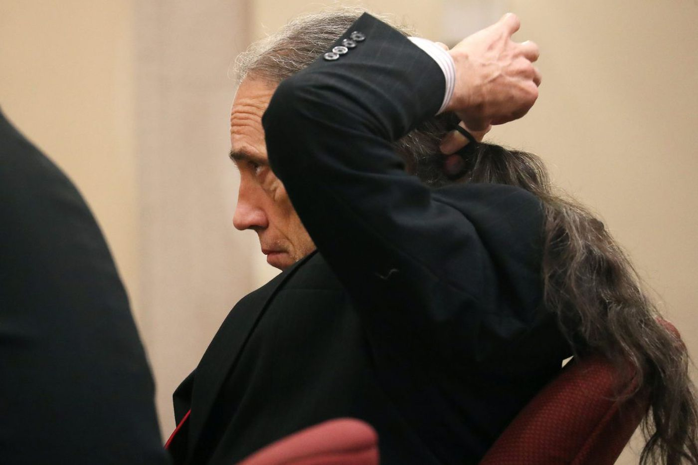 I feared for my life': Former Pagans member testifies at April