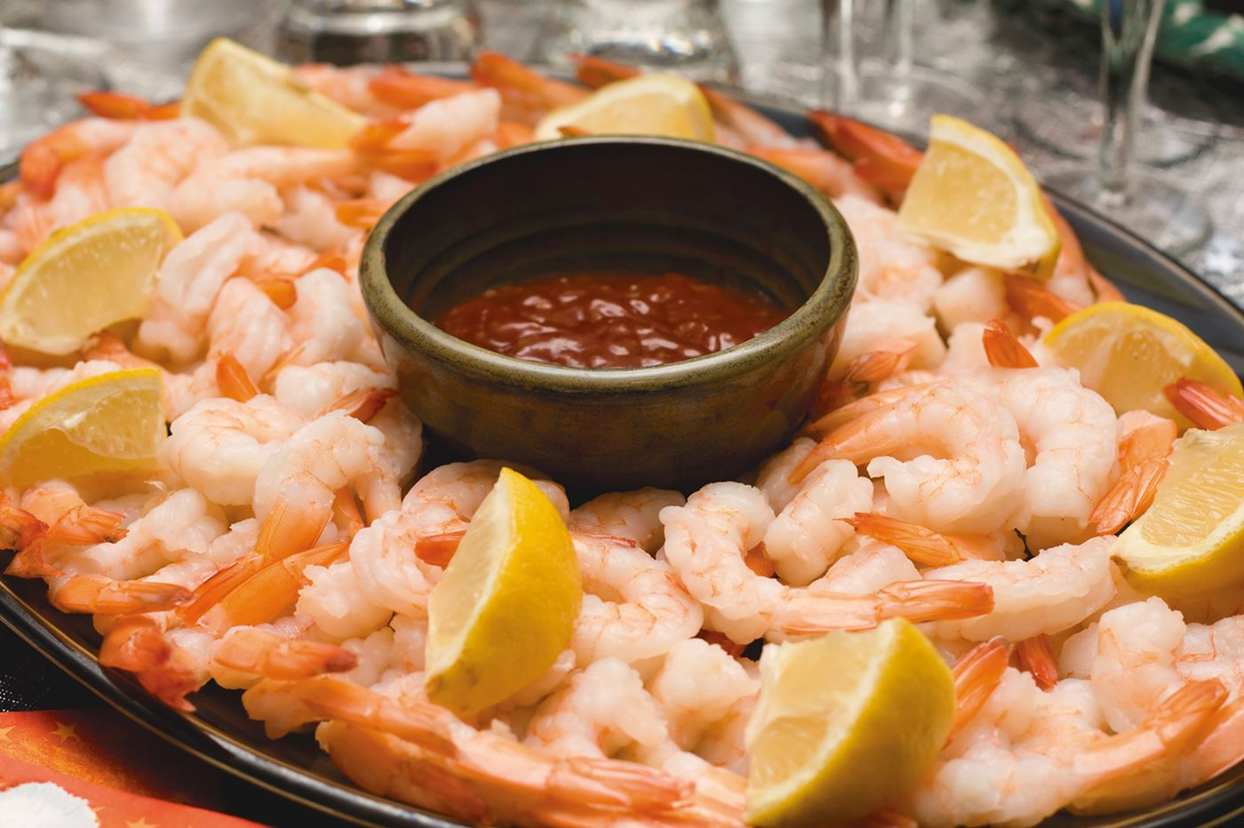 Bad recipe for seafood