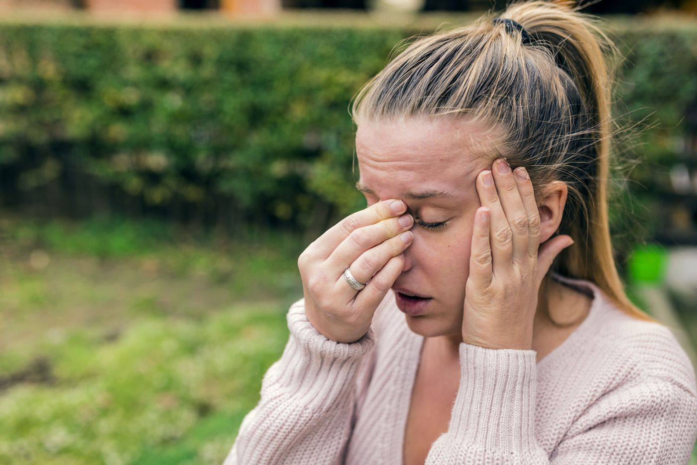 Q&A: What's the difference between a summer cold and a sinus infection?