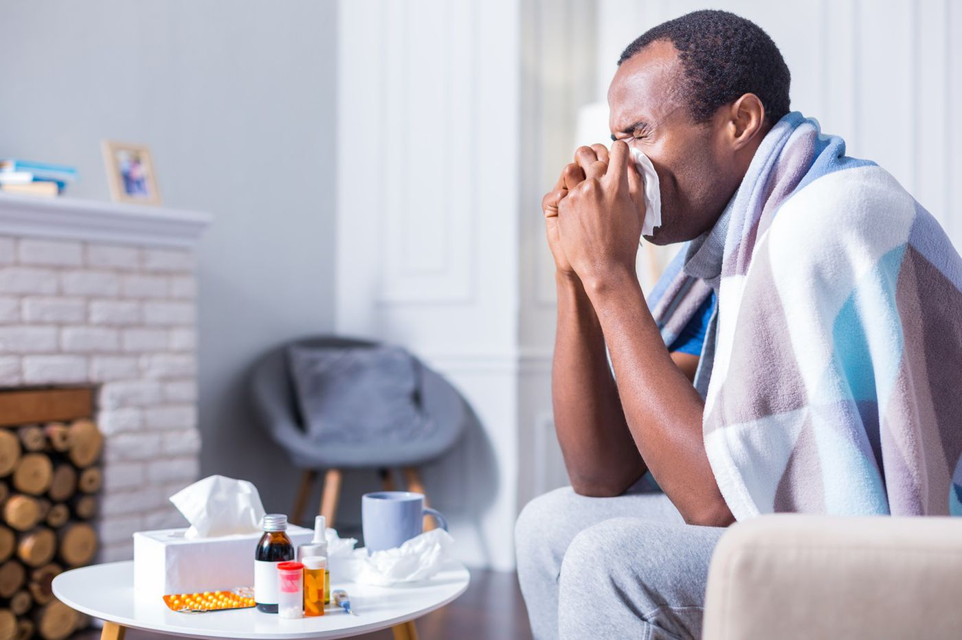 Cold or flu? Take this doctor's advice on what to do.