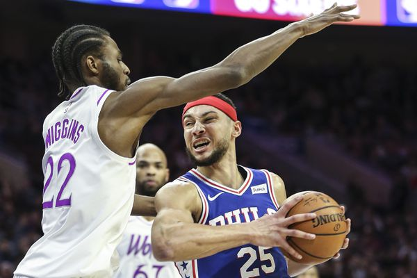 Sixers rout Timberwolves in Jimmy Butler's first game against former team