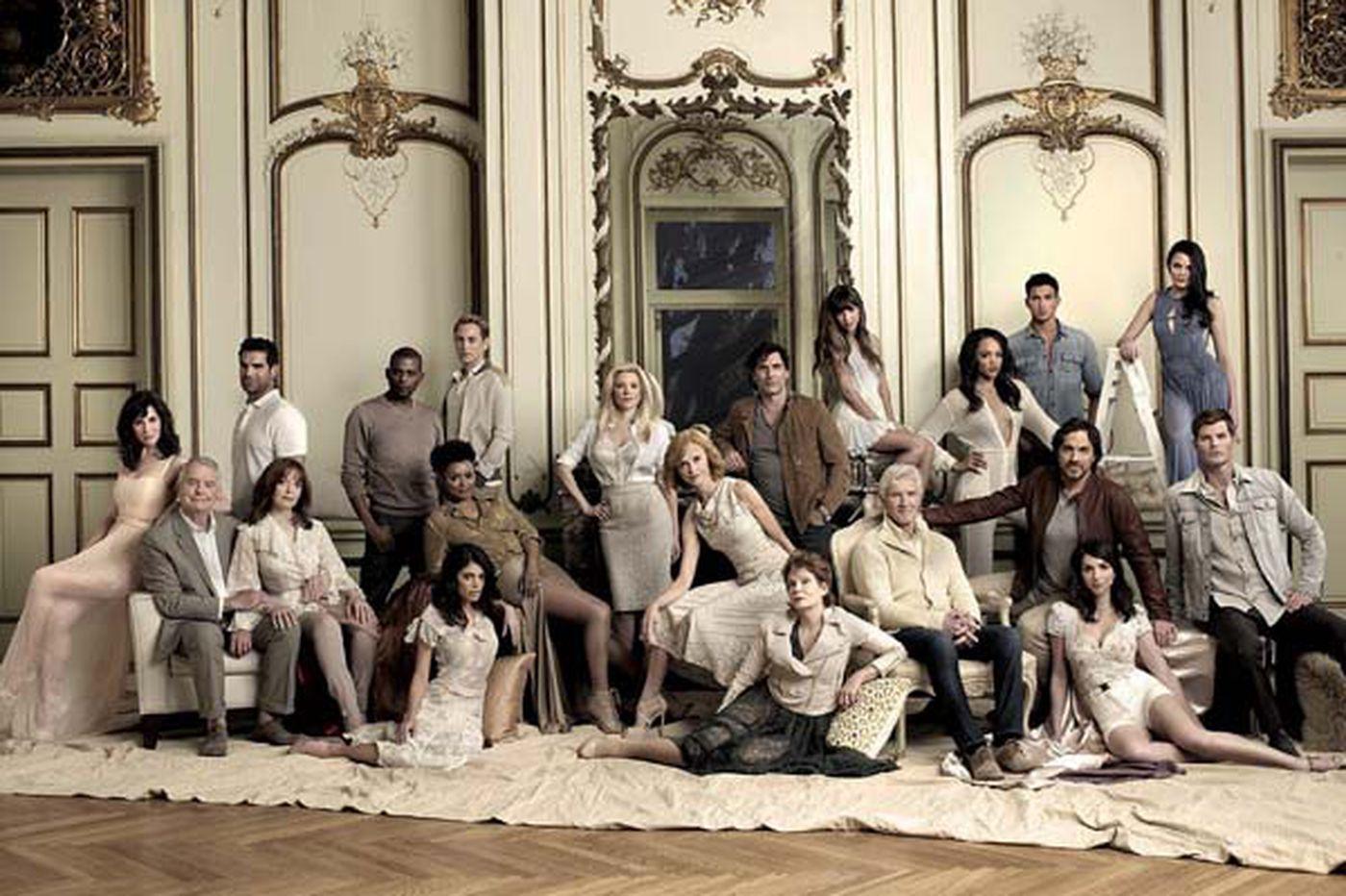 Classic soaps 'Children,' 'One Life' reborn online
