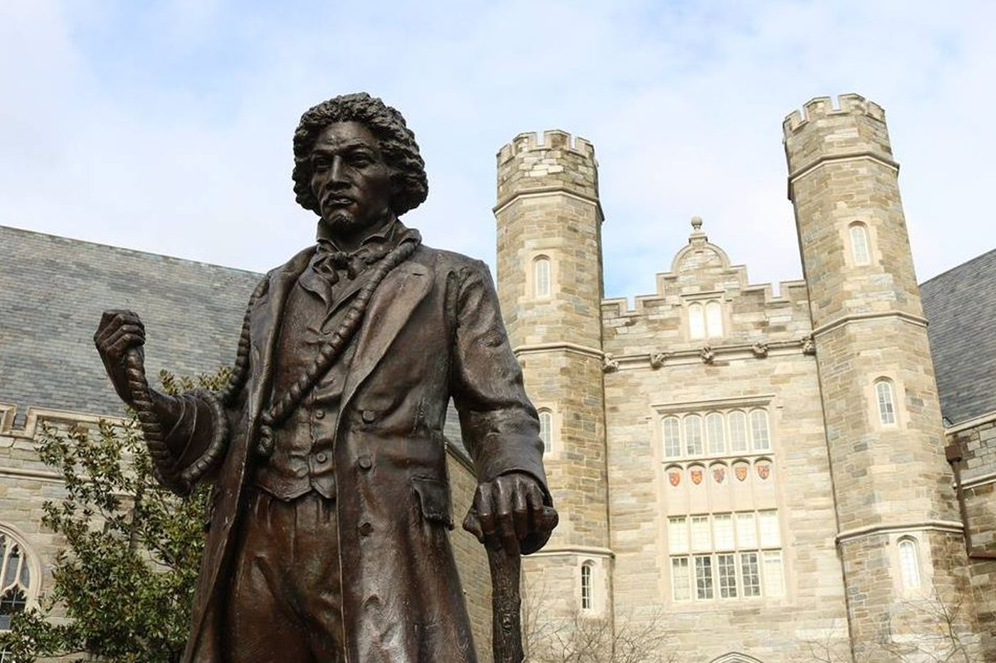 West Chester U. to host lecture series on Frederick Douglass, courtesy of borough's first African American mayor