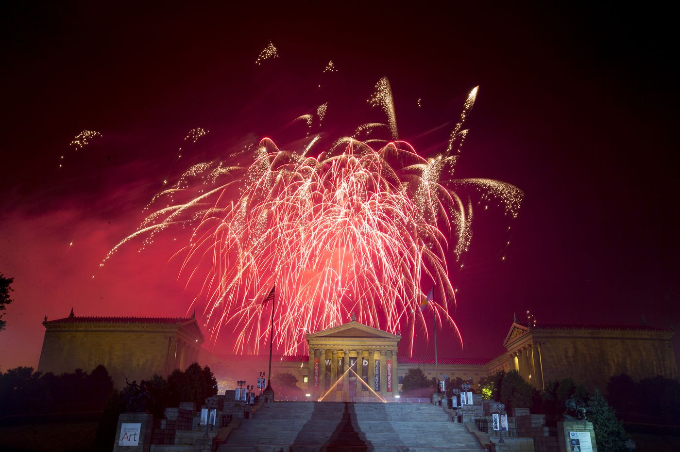 Where do you watch July 4 fireworks in Philly? Share your favorite place to avoid the crowds.