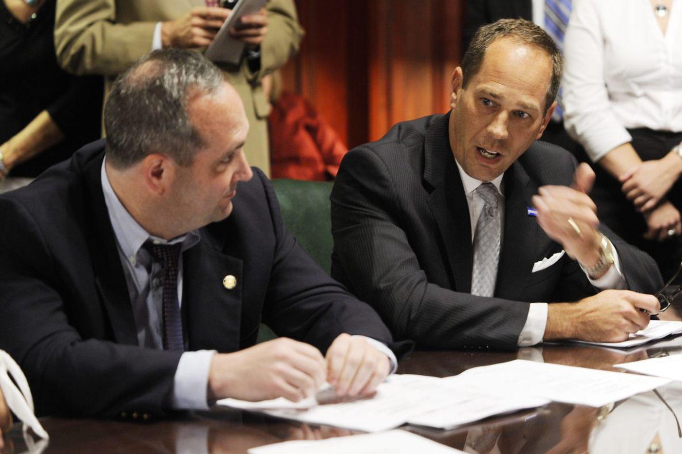Sen. Scarnati refuses Pa. Supreme Court order to turn over map data in gerrymander case
