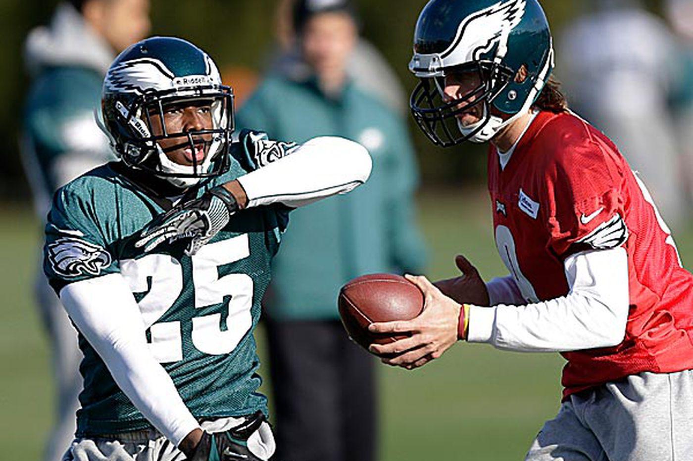 Redskins game not meaningless for Eagles running back LeSean McCoy, who will return