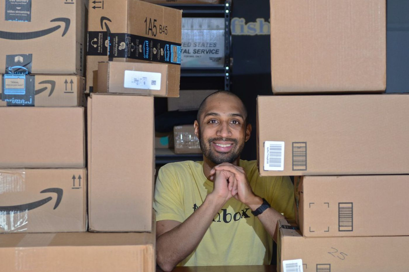 Amazon and package thieves in Philly are start-up Fishbox's secret sauce