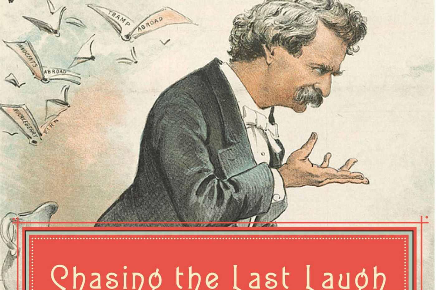 Mark Twain's world tour comes to life in 'Chasing the Last Laugh'