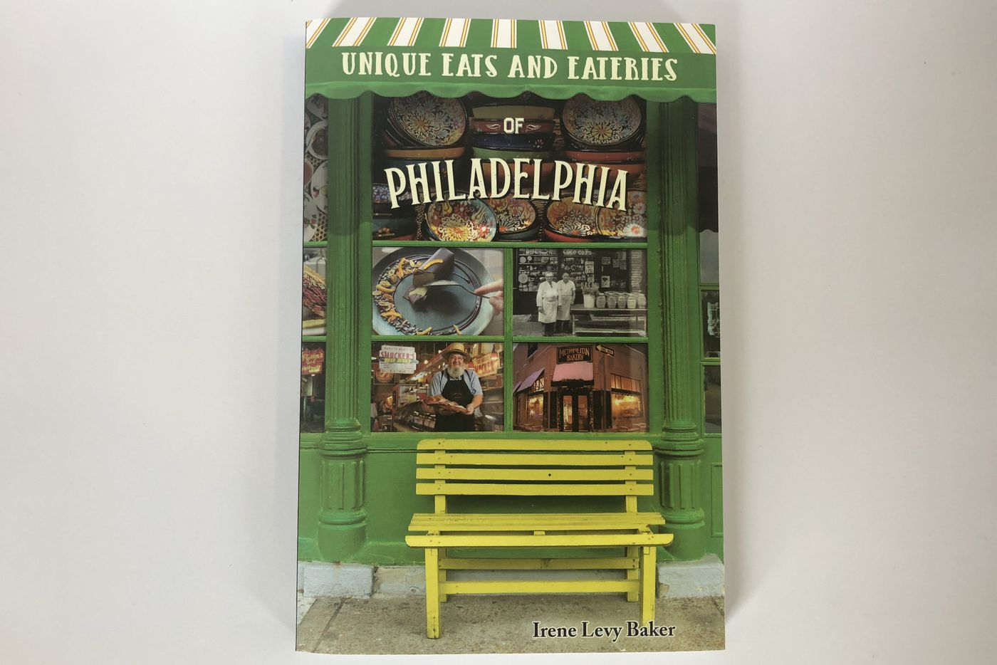 From speakeasies to wooder ice, new book tells the history of Philly's restaurant scene