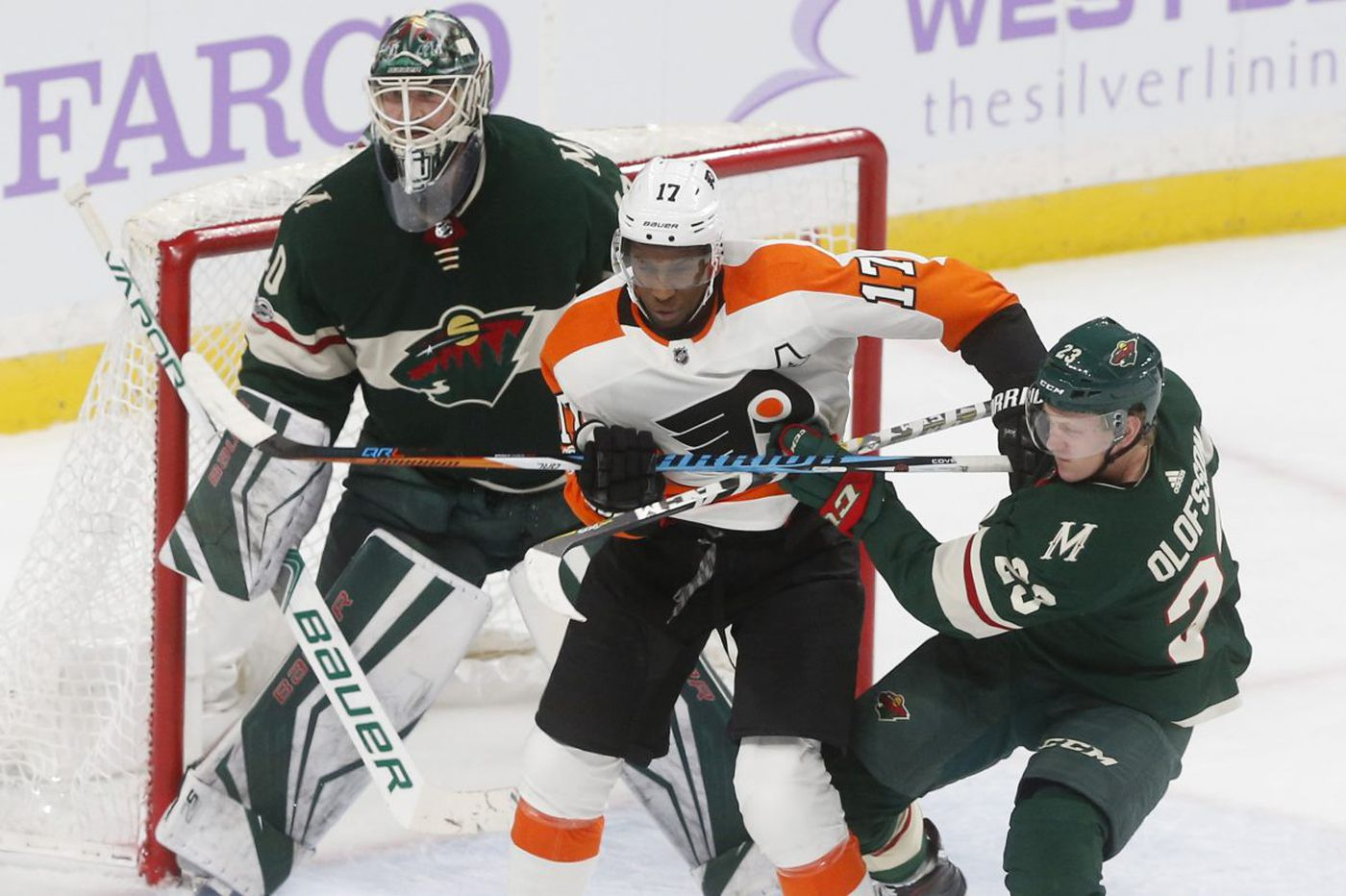 5 observations: After loss at Wild, should Flyers call up prospect Danick Martel?