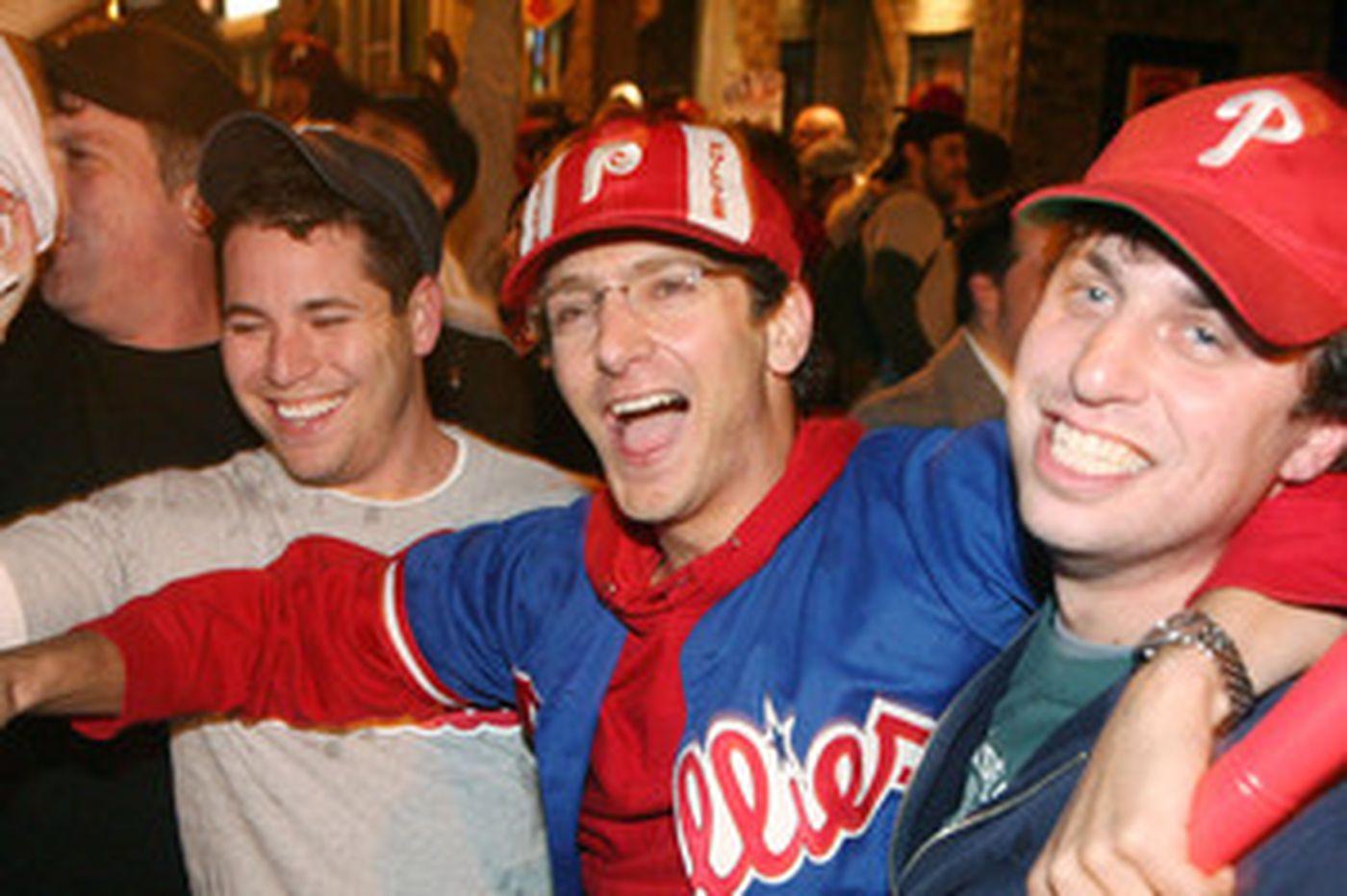 Ed Barkowitz: Diary of a World Series Championship