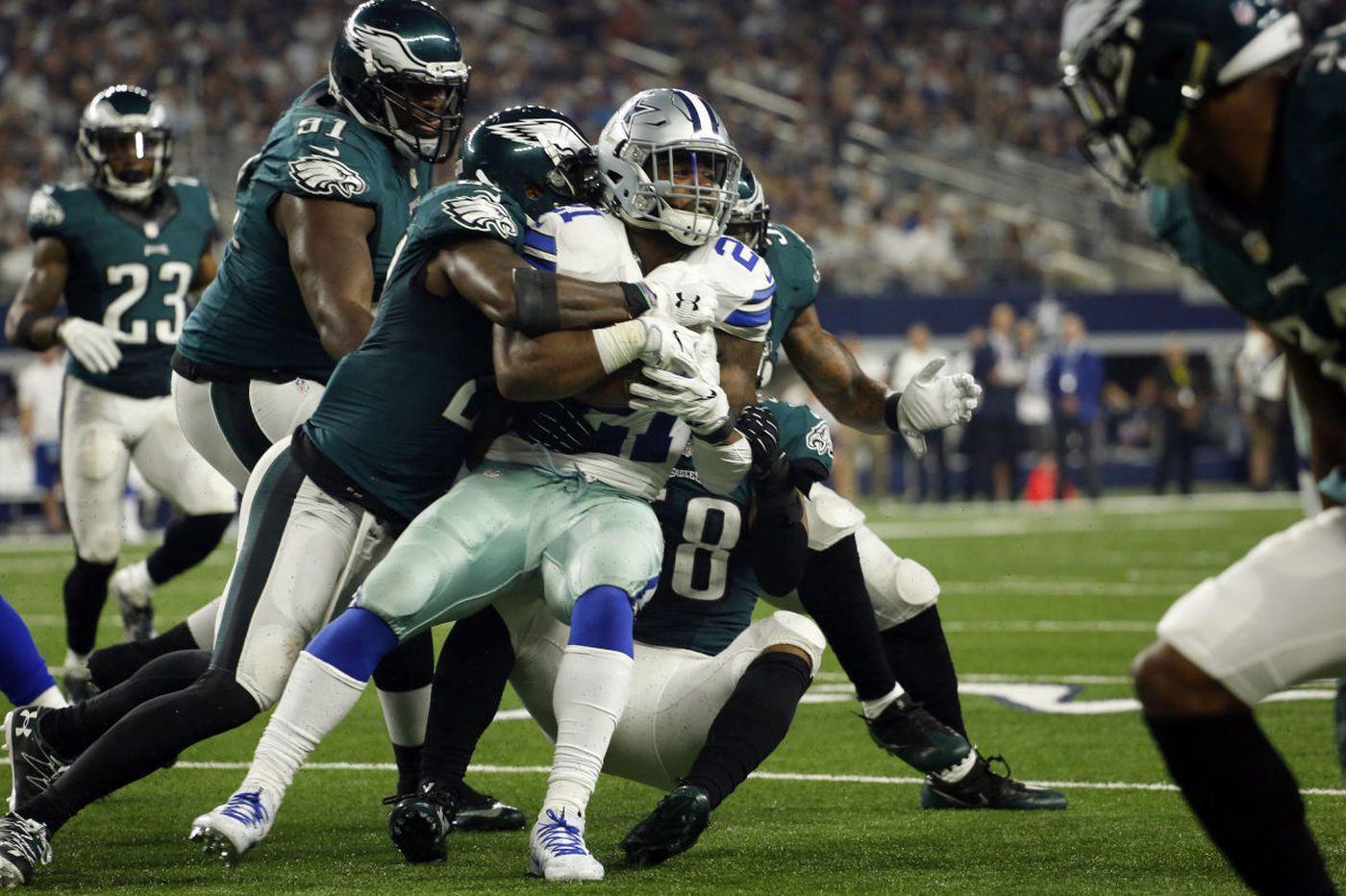 Bowen: How a few plays turned Eagles' & Cowboys' seasons