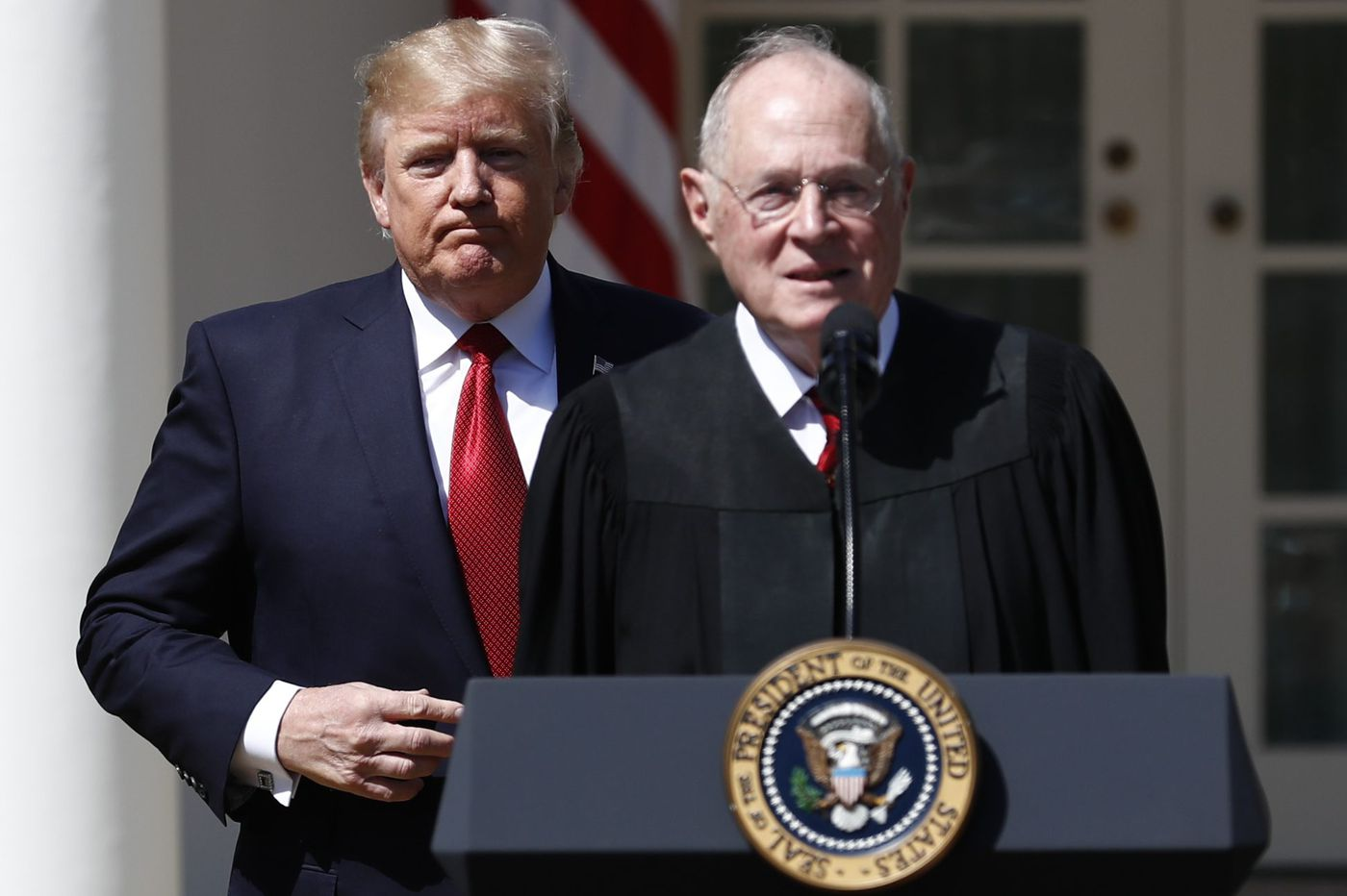 The frustrating timing of Anthony Kennedy's retirement | Michael Smerconish