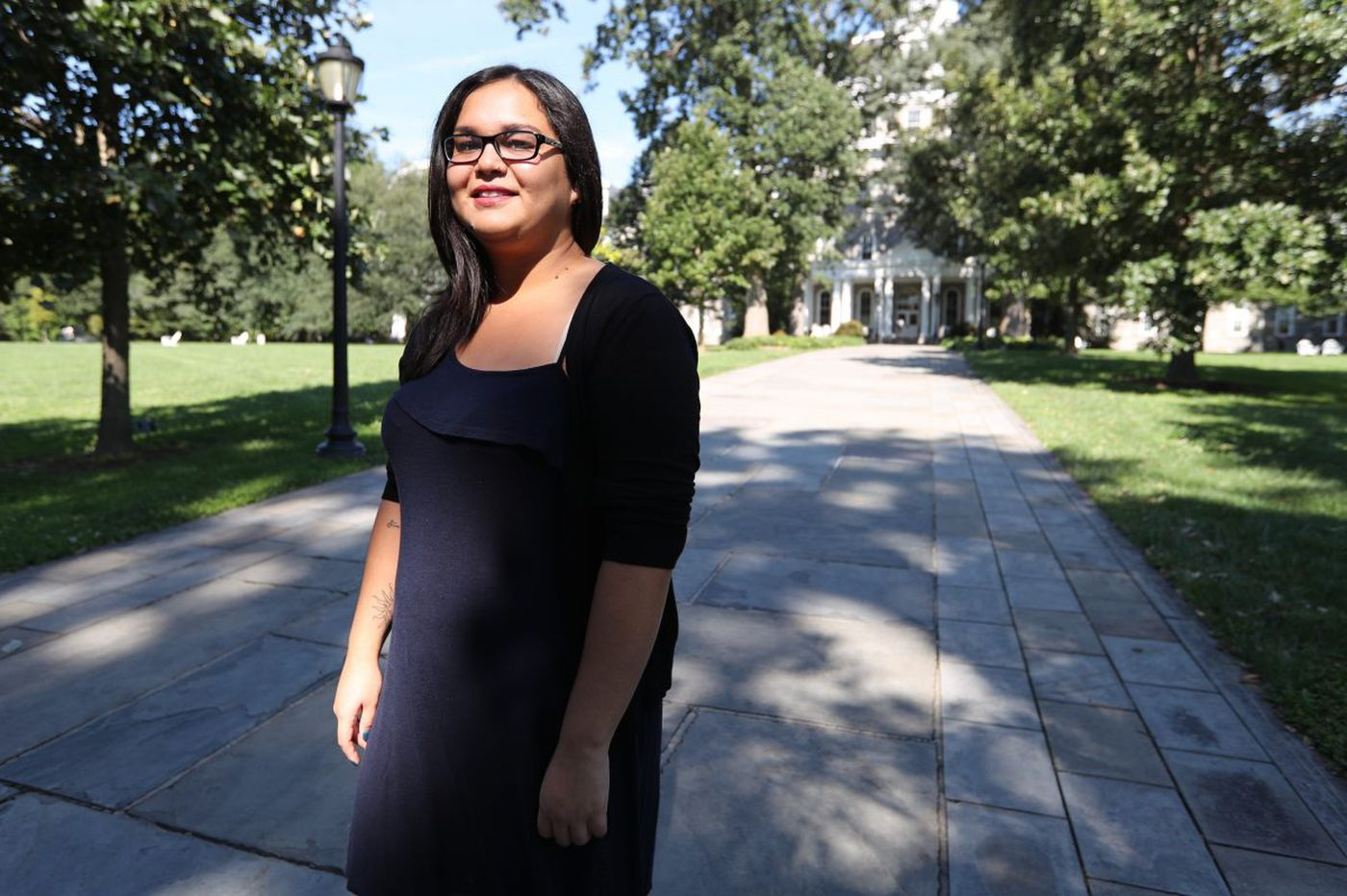 From Mexico to Swarthmore, a dream now in danger