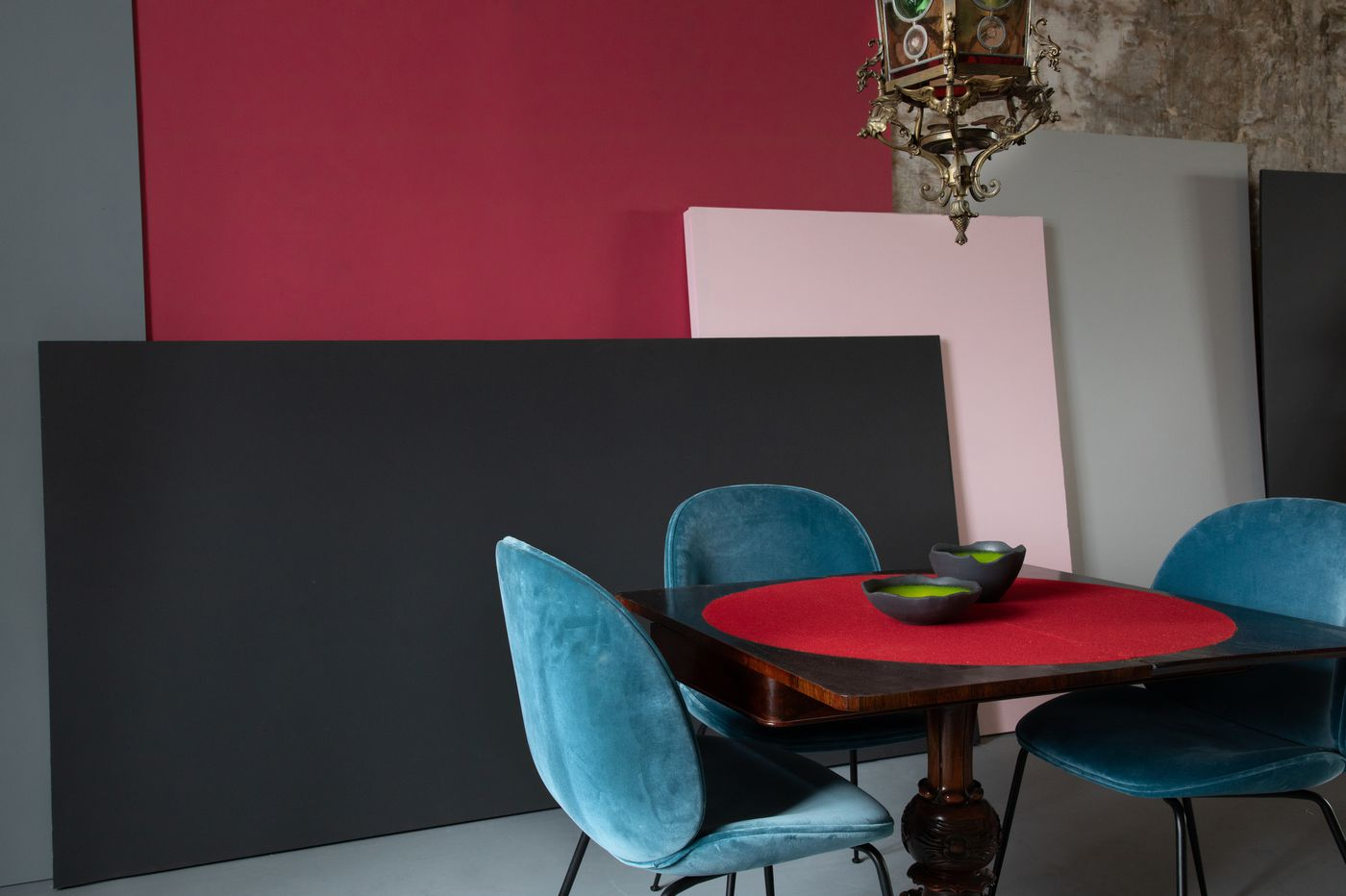 Paint companies' fix for overwhelmed customers: Fewer colors