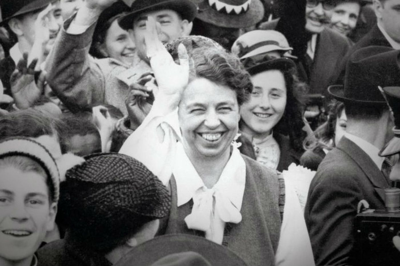'Eleanor Roosevelt, Vol. Three': Disappointing end to a promising bio