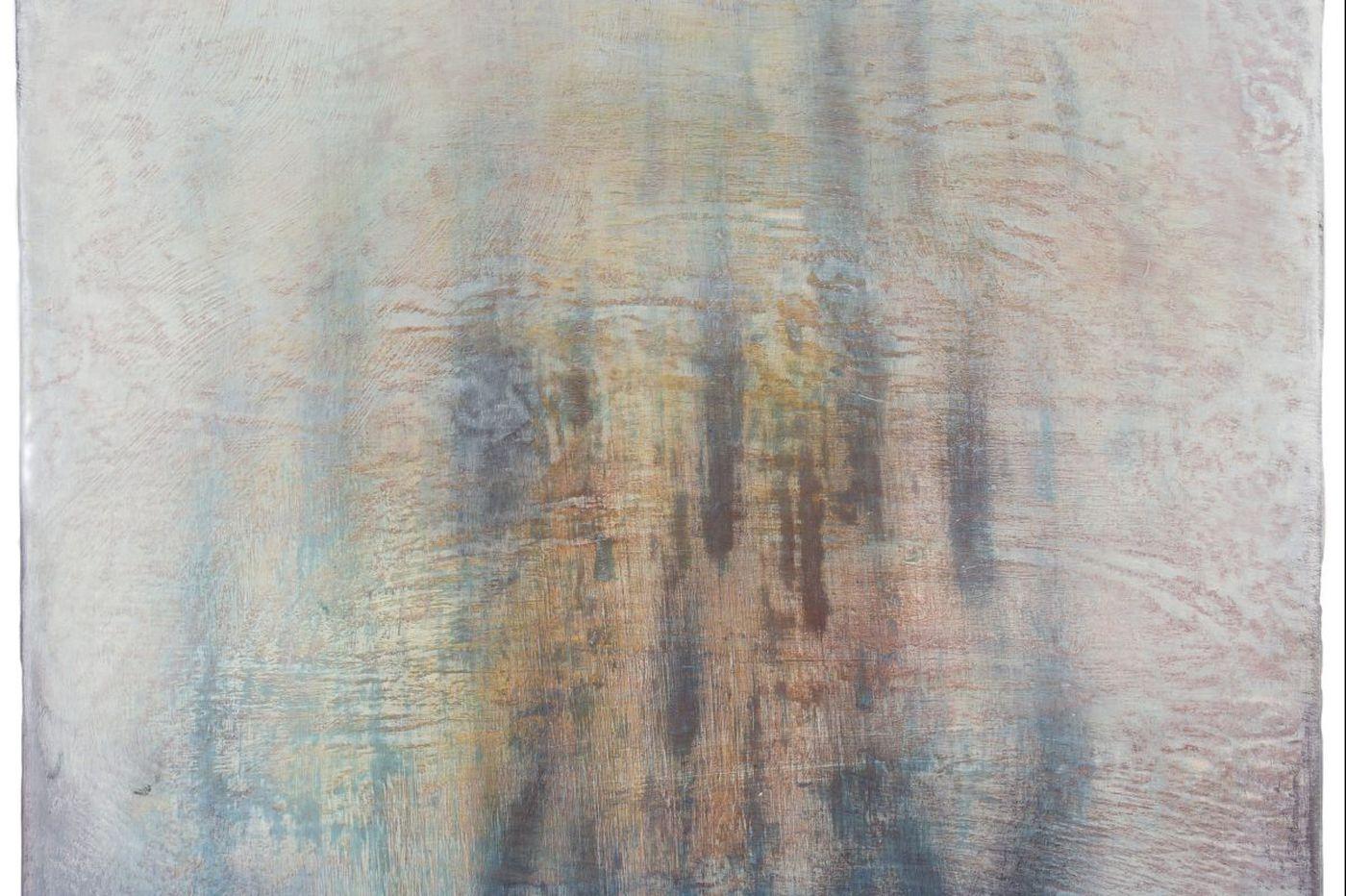 In Philly galleries this March: Neysa Grassi, Lynda Benglis, Kazimira Rachfal, Robert Younger
