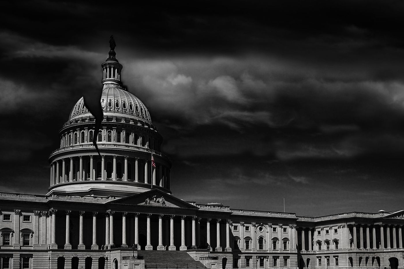 Congress, egged on by the polar extremes, is out of step with the rest of us   Michael Smerconish