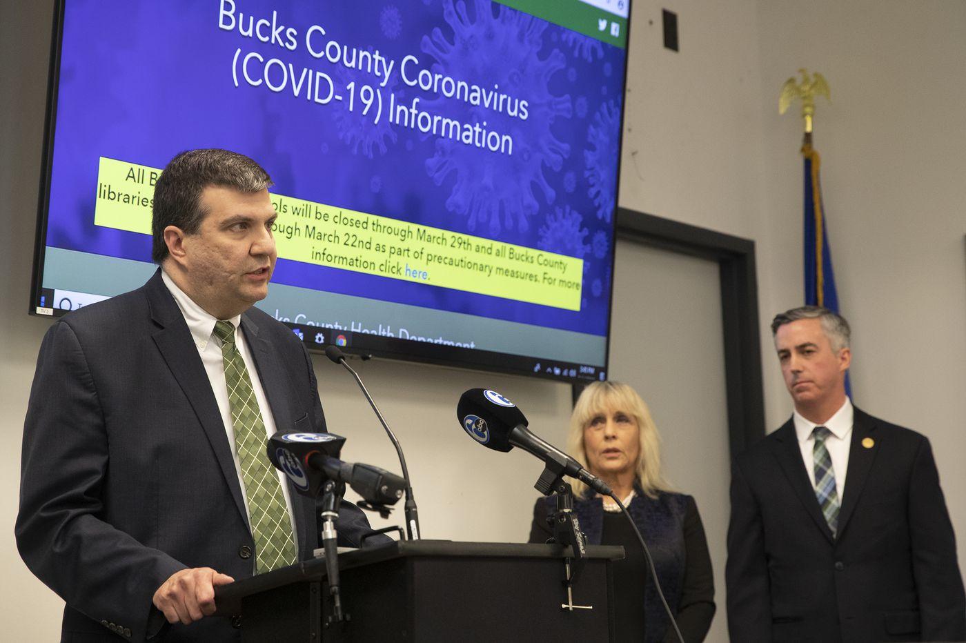 Over 9 days, Bucks County saw 100 coronavirus deaths — most in nursing homes