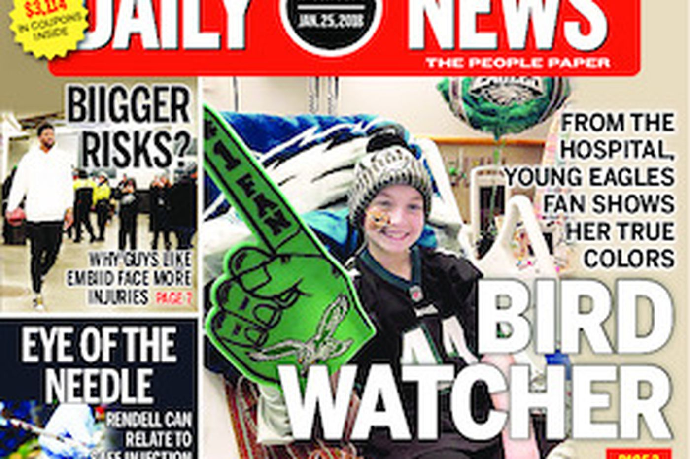 Dailynews Monthly Covers 01/25/18