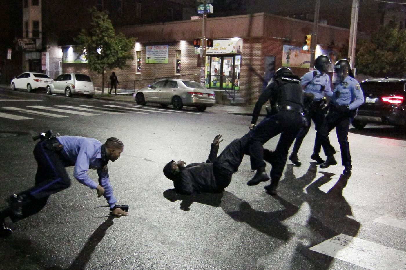Fatal police shooting of Walter Wallace Jr. prompts heated overnight protests in West Philly