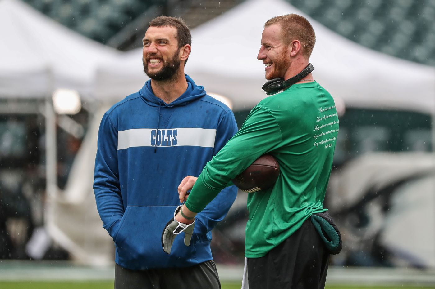 Carson Wentz could follow Andrew Luck one day into early retirement | Marcus Hayes